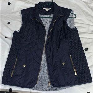 Francesca's Wooly Vest NWOT
